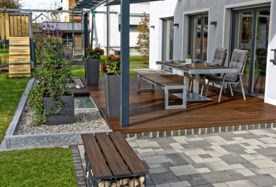 Backyard Patio Ideas and Inspiration for 2020 | Decks.com on Backyard Deck Designs id=49768