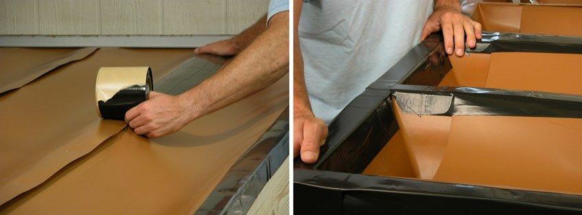 Decks.com. Under Deck Drainage Systems