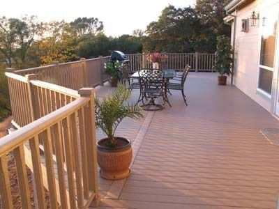 Carefree Decking