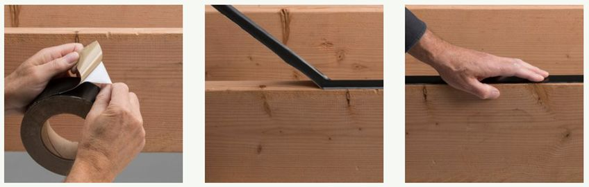 Decks Com Deck Joist Waterproofing