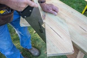 How to Cut Deck Stair Stringers