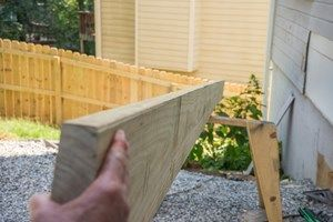 Deck Joist Cantilever Rules And Limits