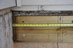 Ledger Board Installation Attachment And Flashing Decks Com