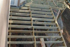 Deck Framing Inspections