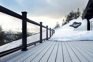 5 Ways to Use Your Deck In The Winter