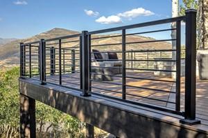 Best Aluminum Deck Railings: Reviews & Benefits