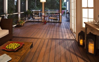 Modern Screened In Porch