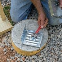 How Many Footing Do You Need For Your Deck Decks Com