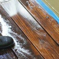How To Pressure Wash A Deck Decks