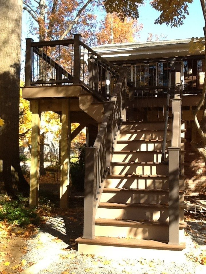 Glass Balusters in West Windsor - Picture 1137