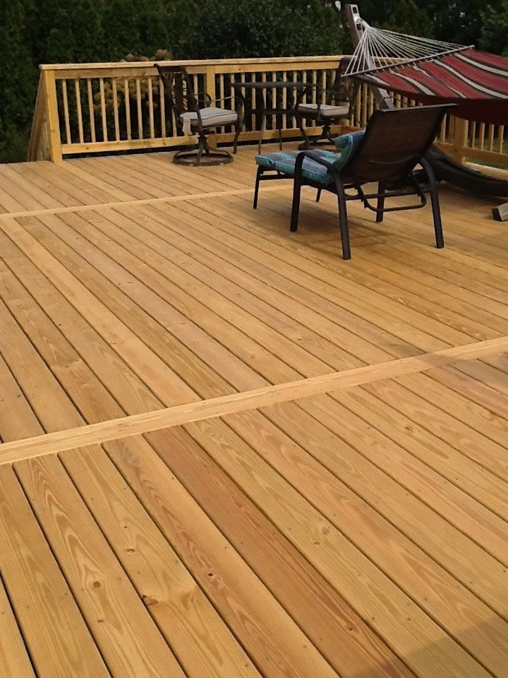 Treated wood in Hamilton - Picture 1162