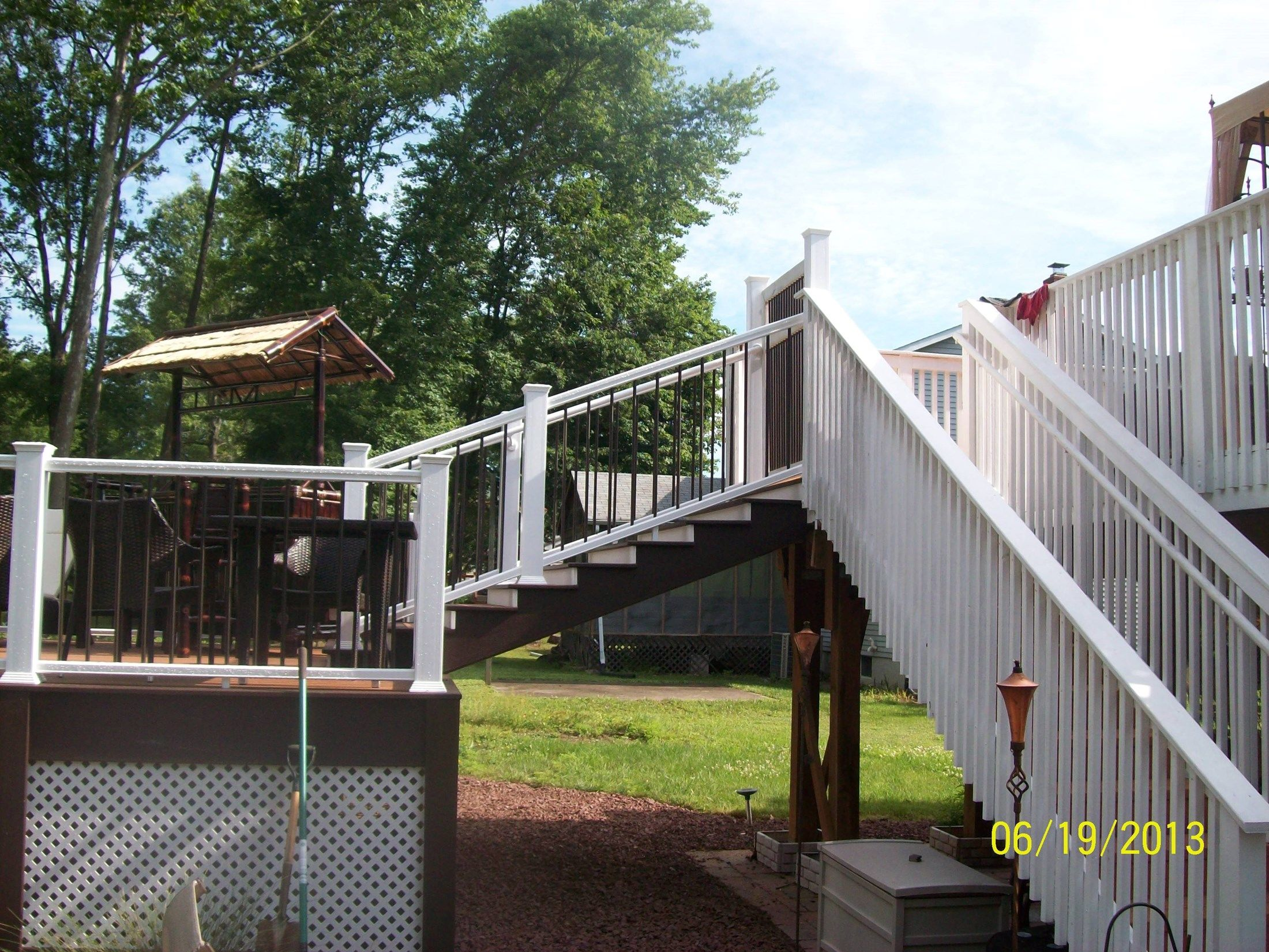Second story to the Pool - Picture 1240