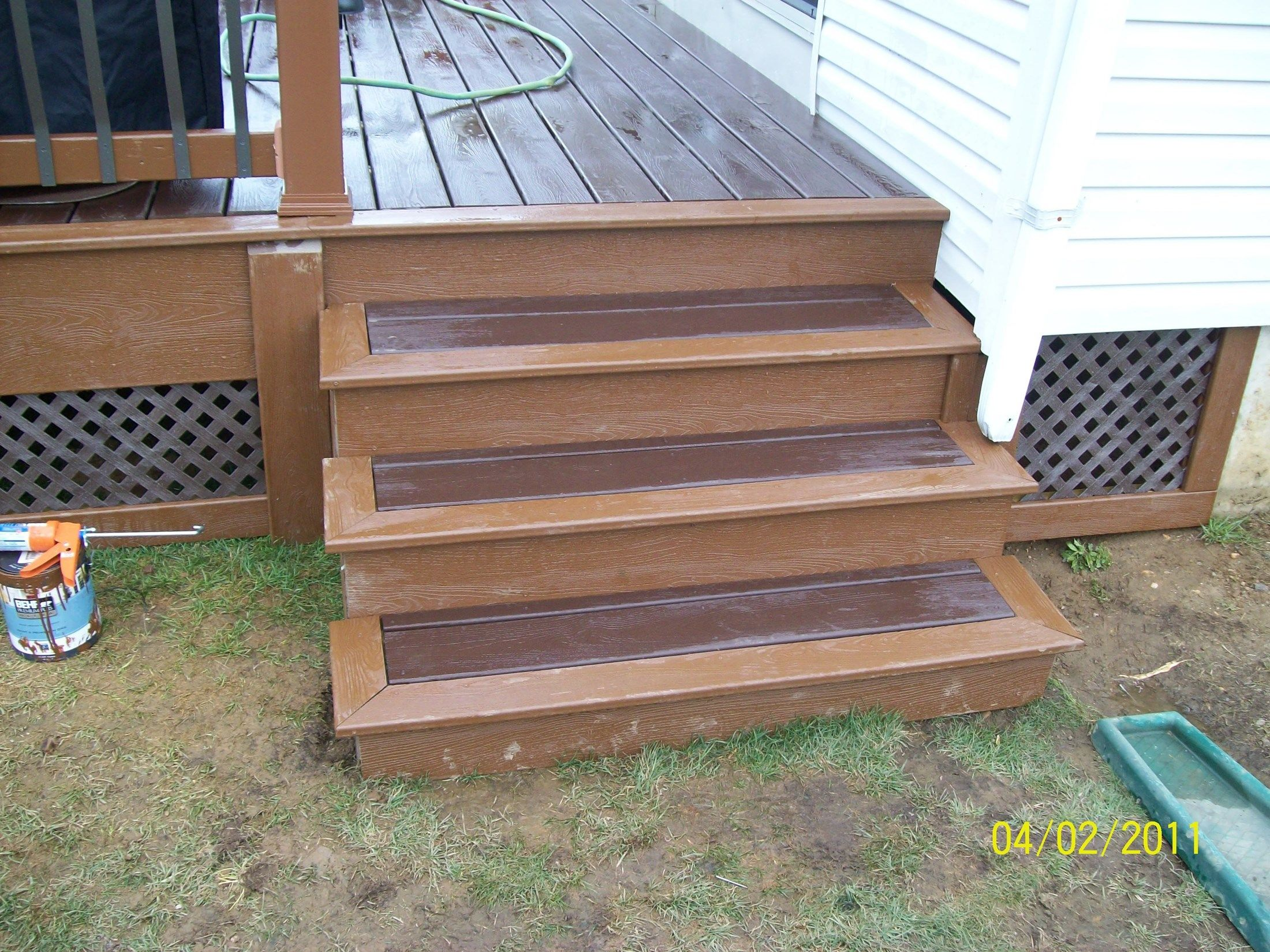 Custom Railing in Burlington NJ - Picture 1250