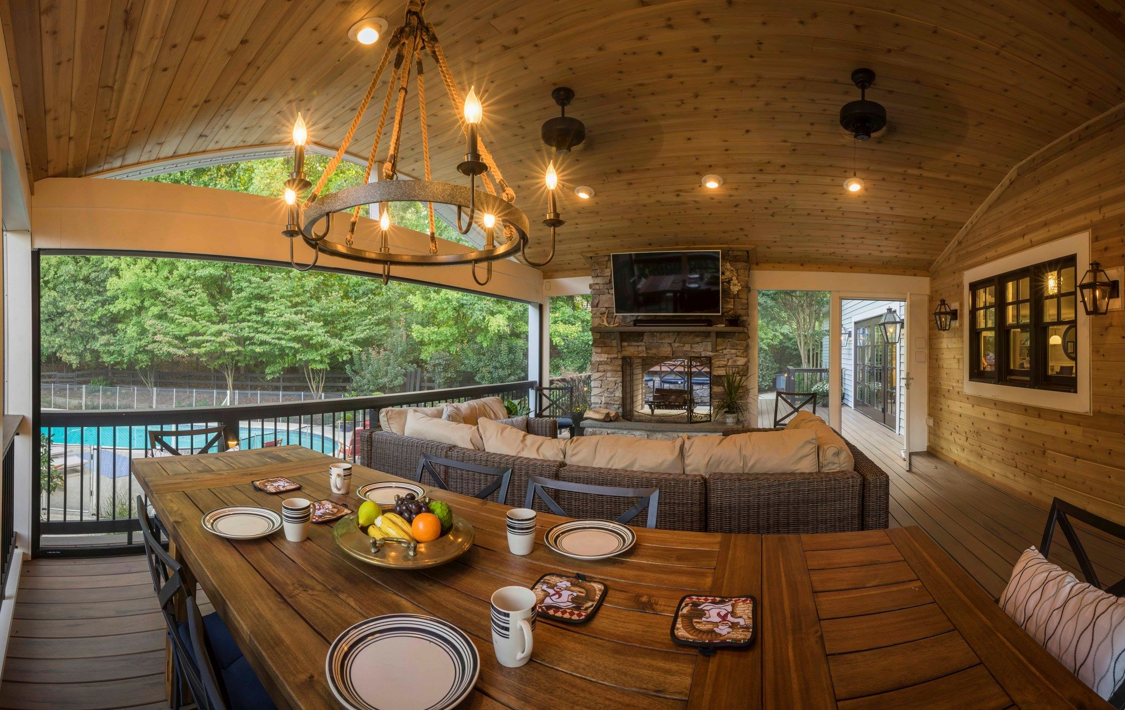 Outdoor living Davidsonville - Picture 1280
