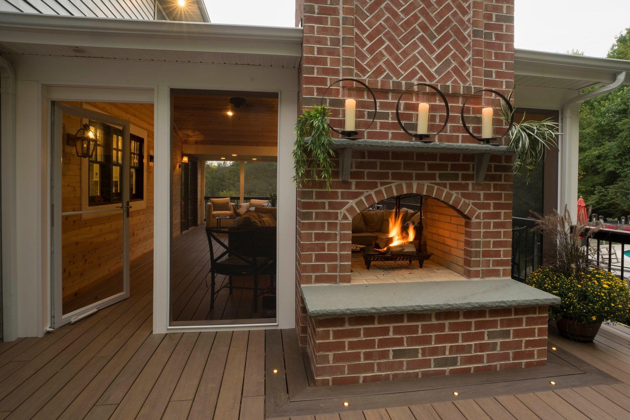 Outdoor living Davidsonville - Picture 1294