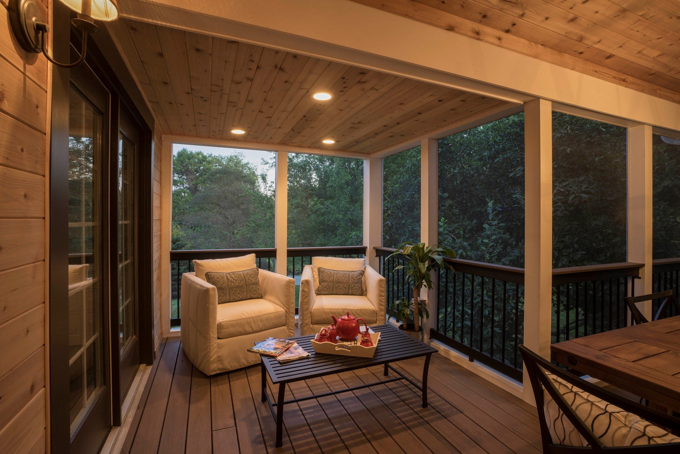 Outdoor living Davidsonville - Picture 1295