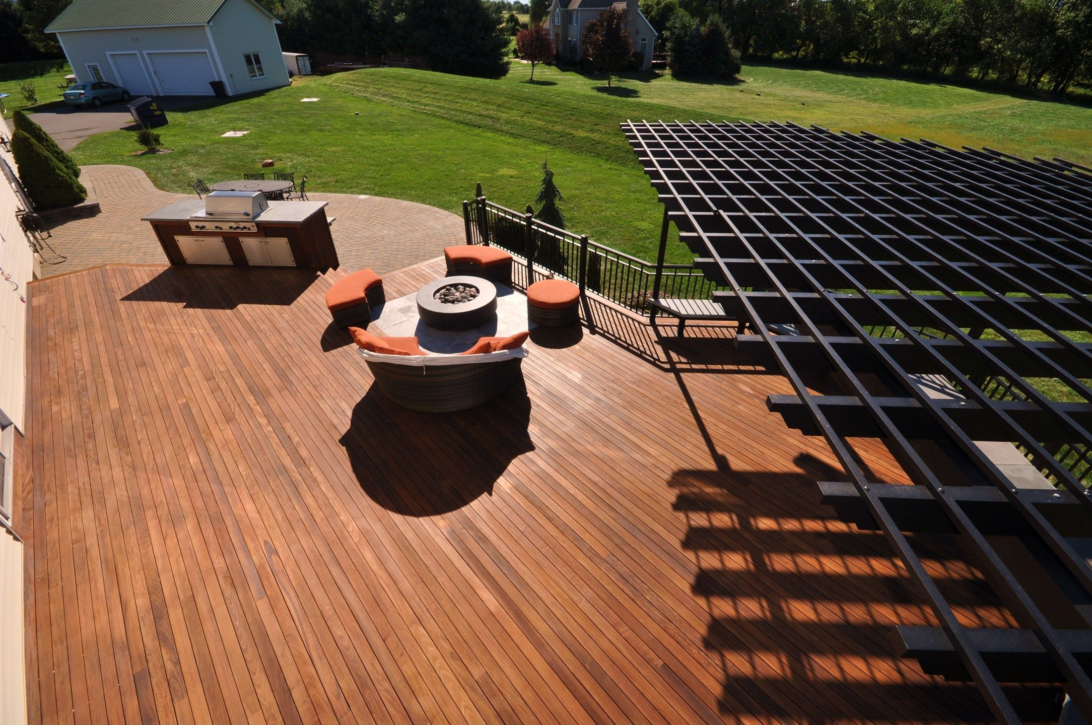 Ipe' Deck in Flemington NJ - Picture 1334