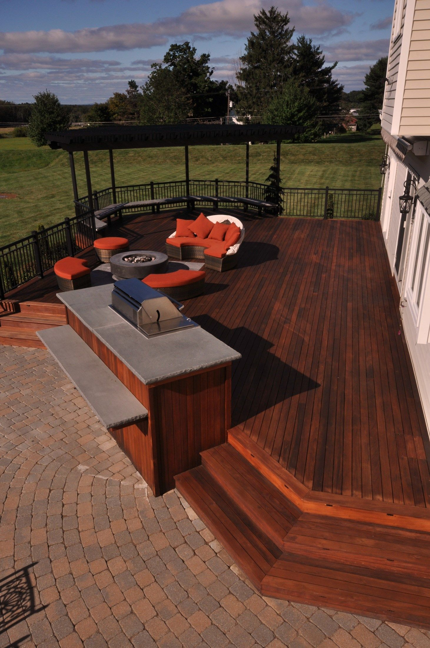 Ipe' Deck in Flemington NJ - Picture 1335