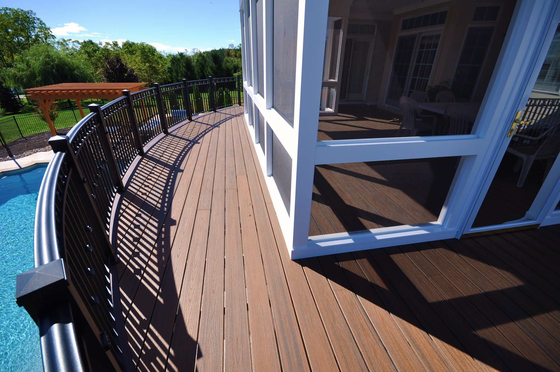 Viradia deck - Picture 1338