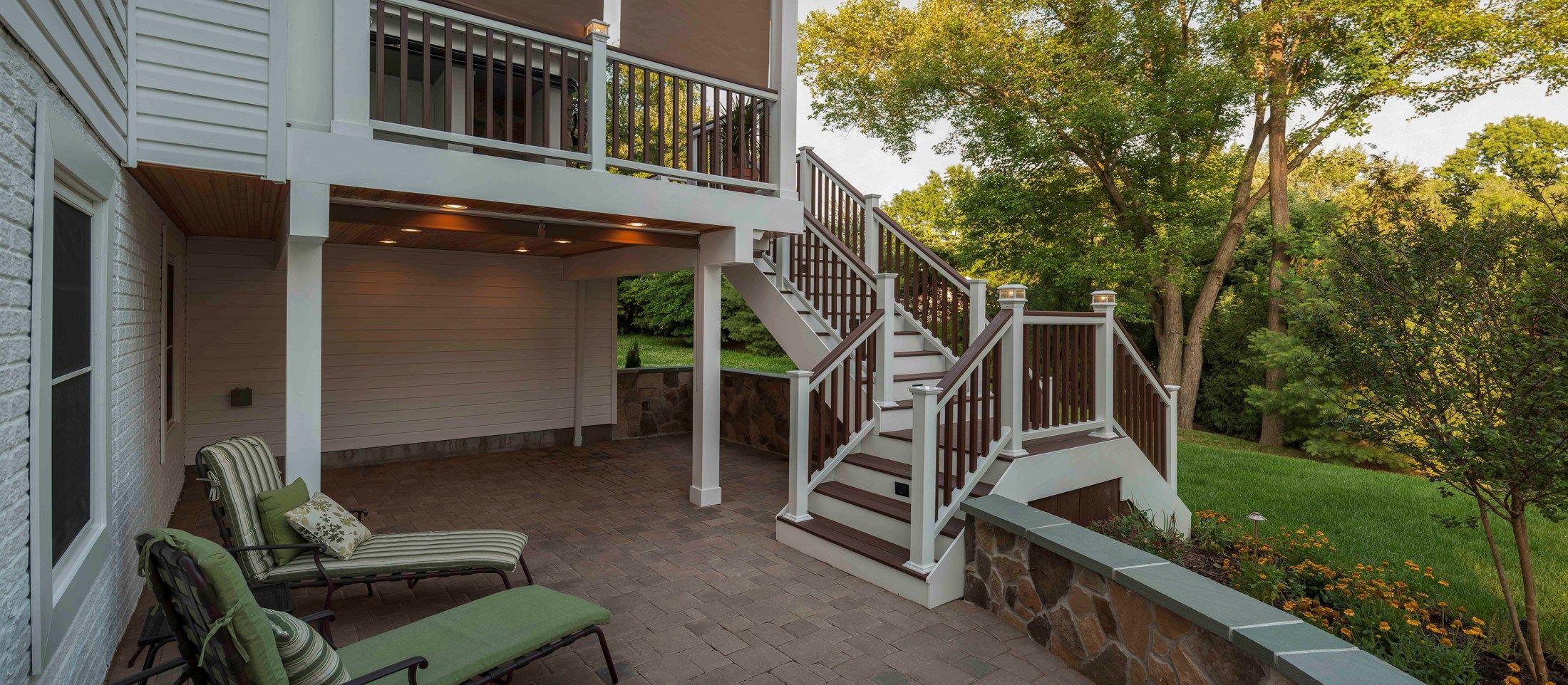 Ellicot City porch - Picture 1361