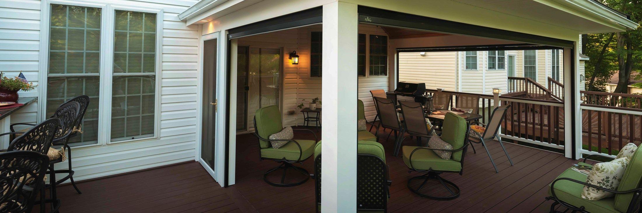 Ellicot City porch - Picture 1362