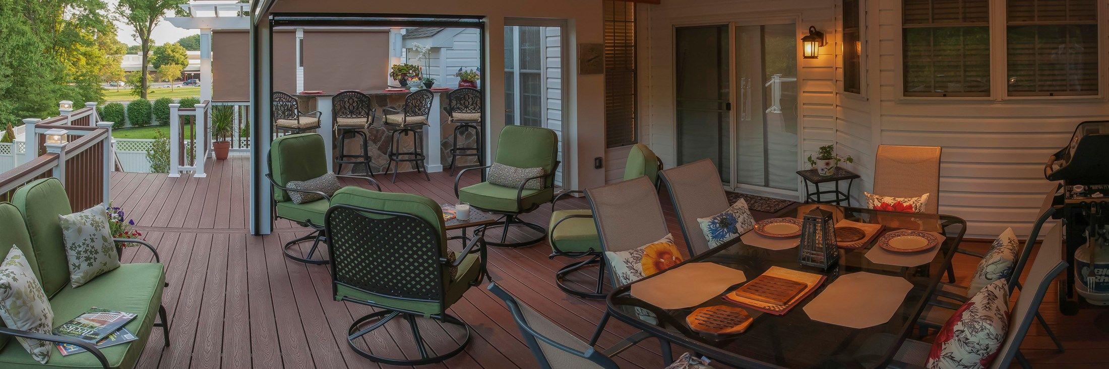 Ellicot City porch - Picture 1363