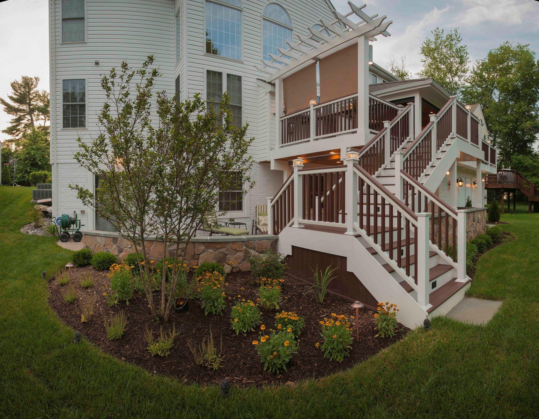 Ellicot City porch - Picture 1365