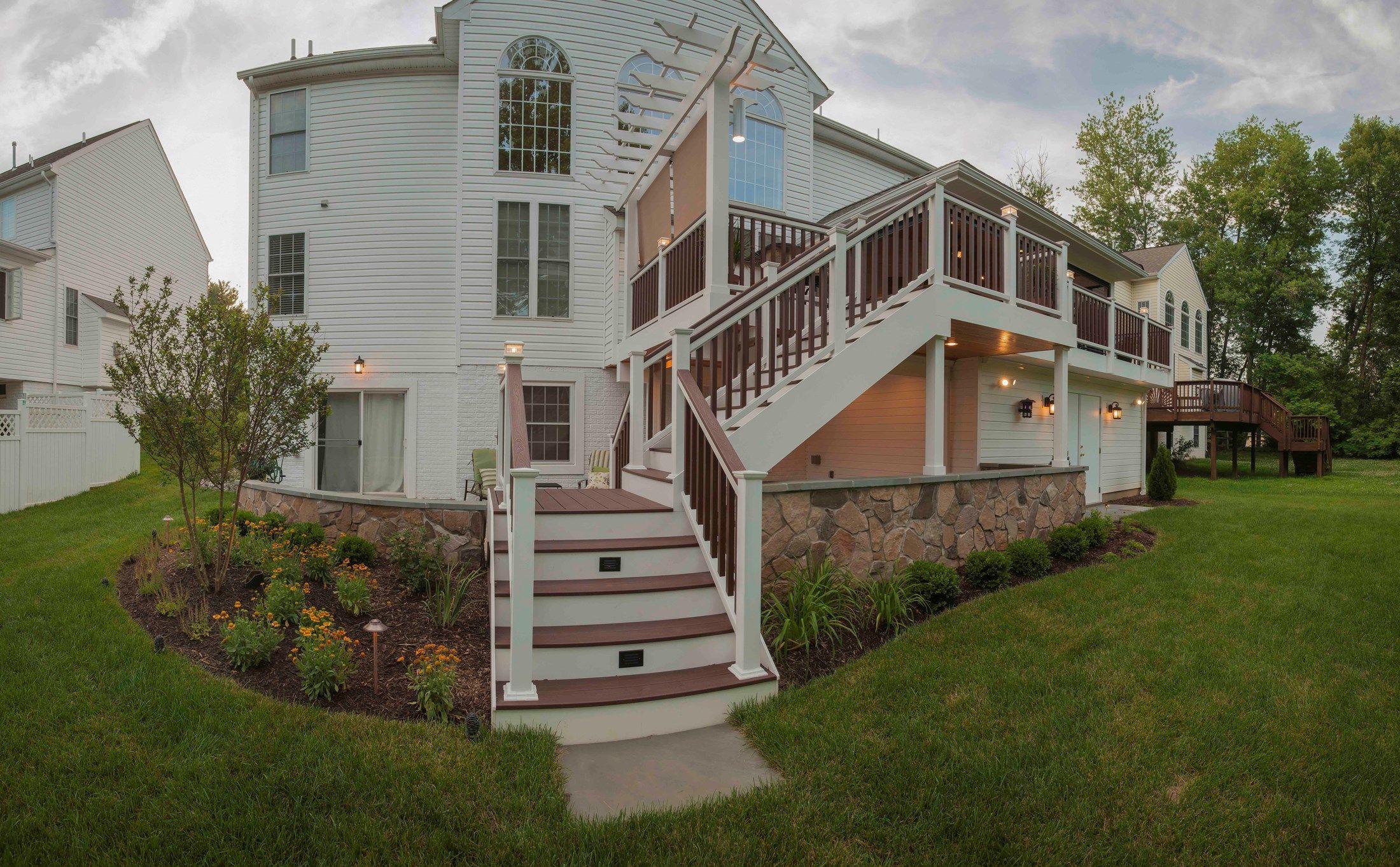 Ellicot City porch - Picture 1366