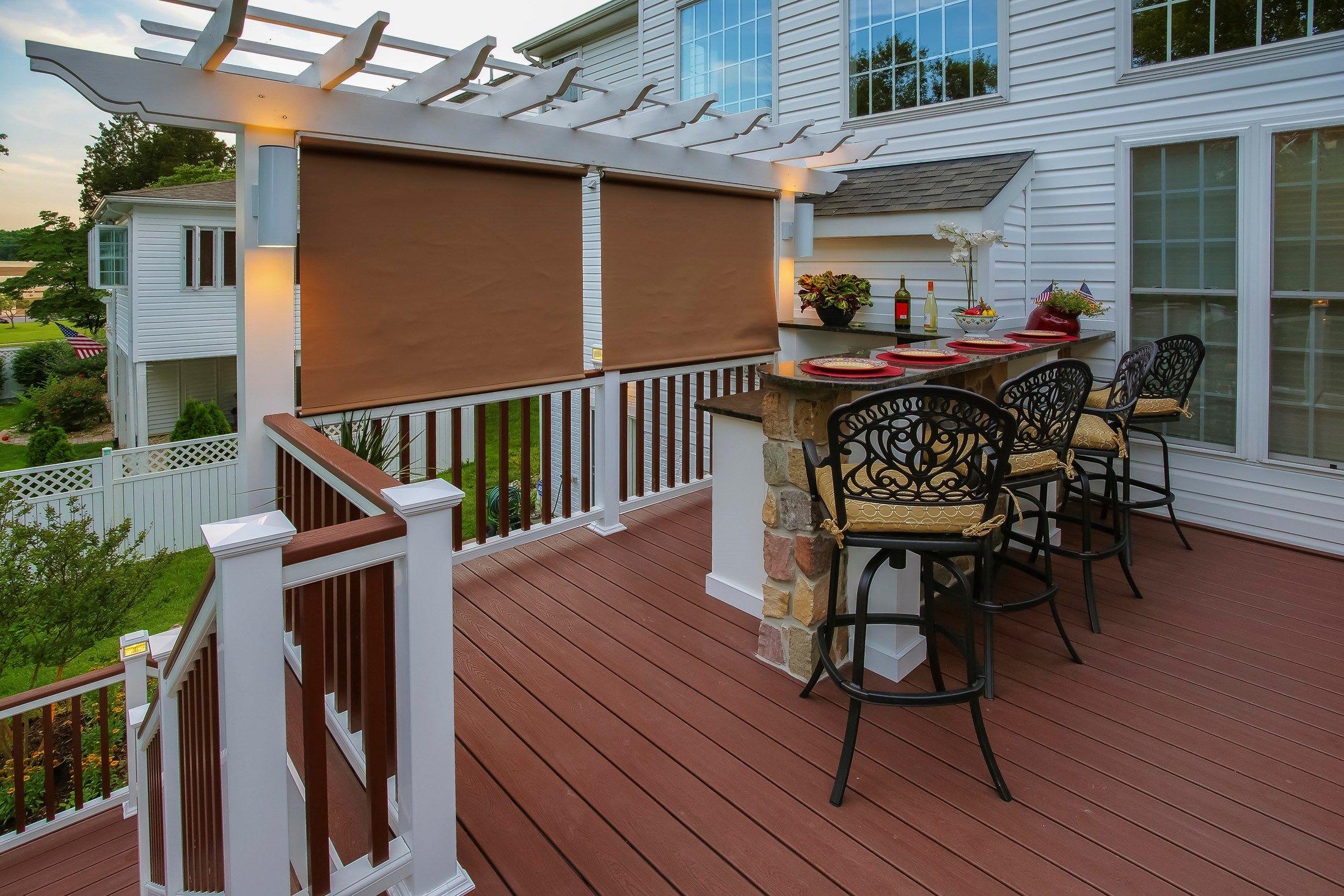 Ellicot City porch - Picture 1368