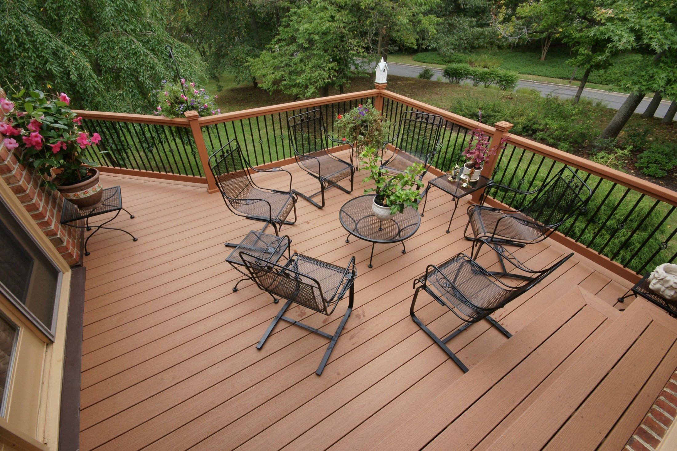 South River Cedar deck - Picture 1503