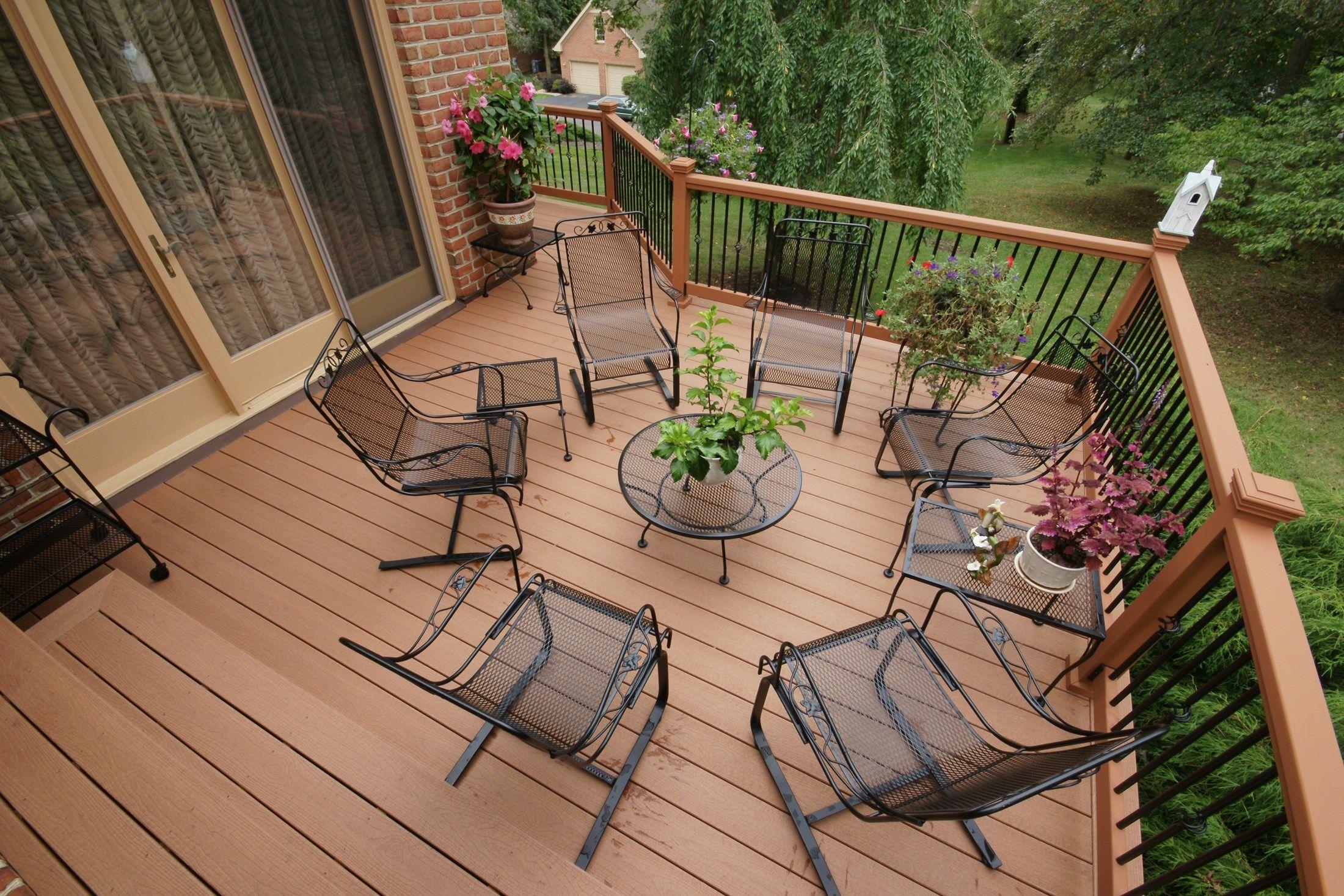 South River Cedar deck - Picture 1504