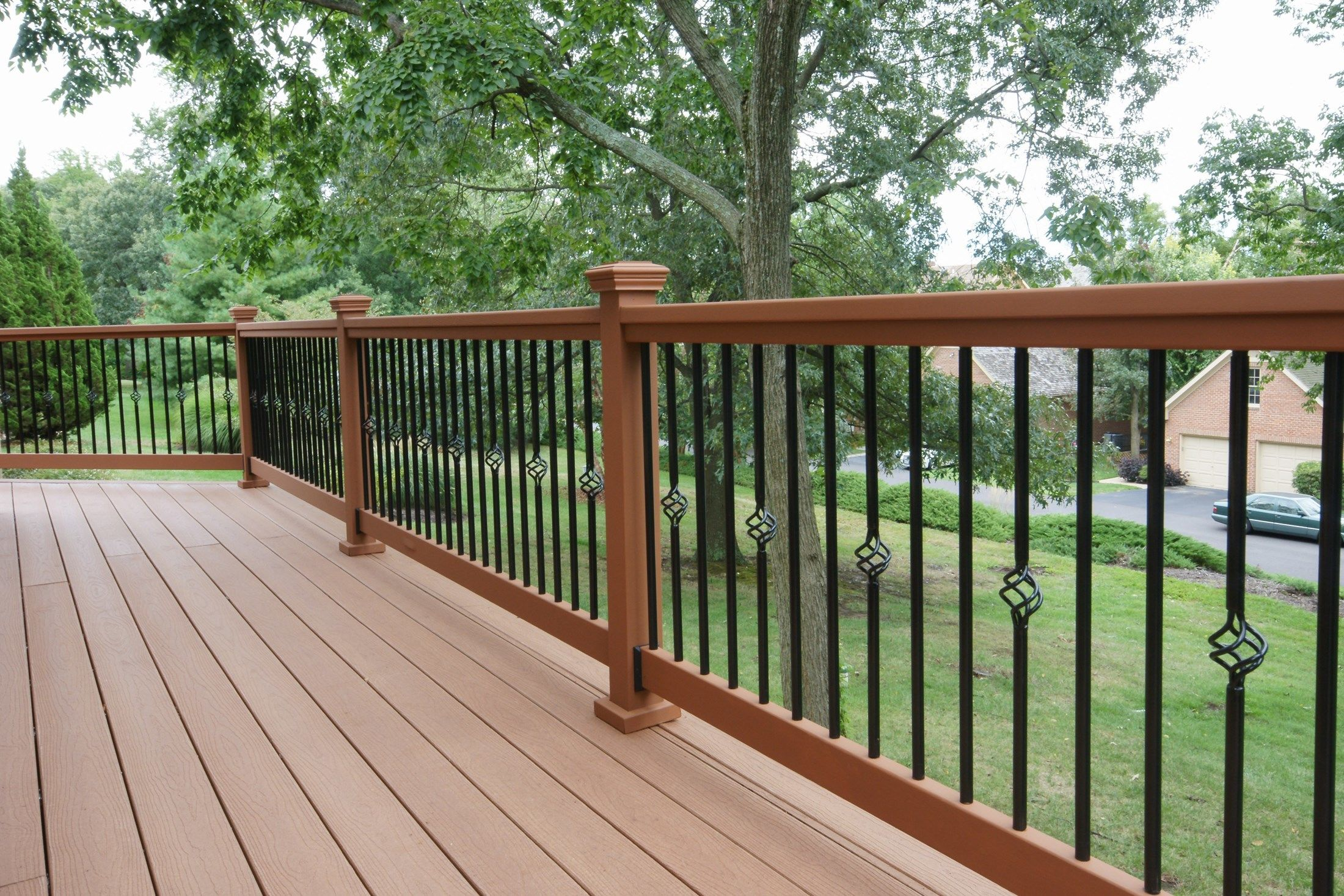 South River Cedar deck - Picture 1505