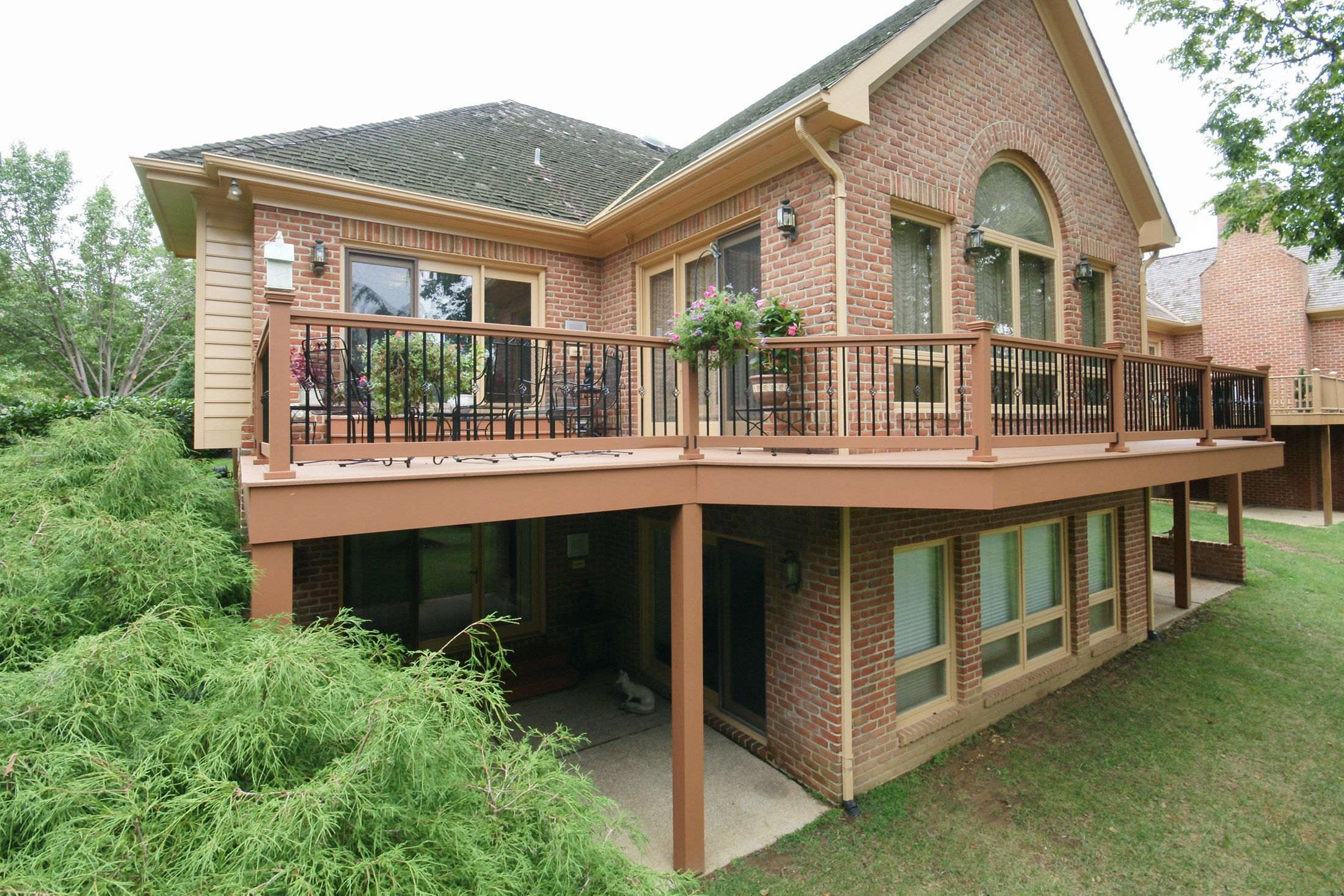 South River Cedar deck - Picture 1509