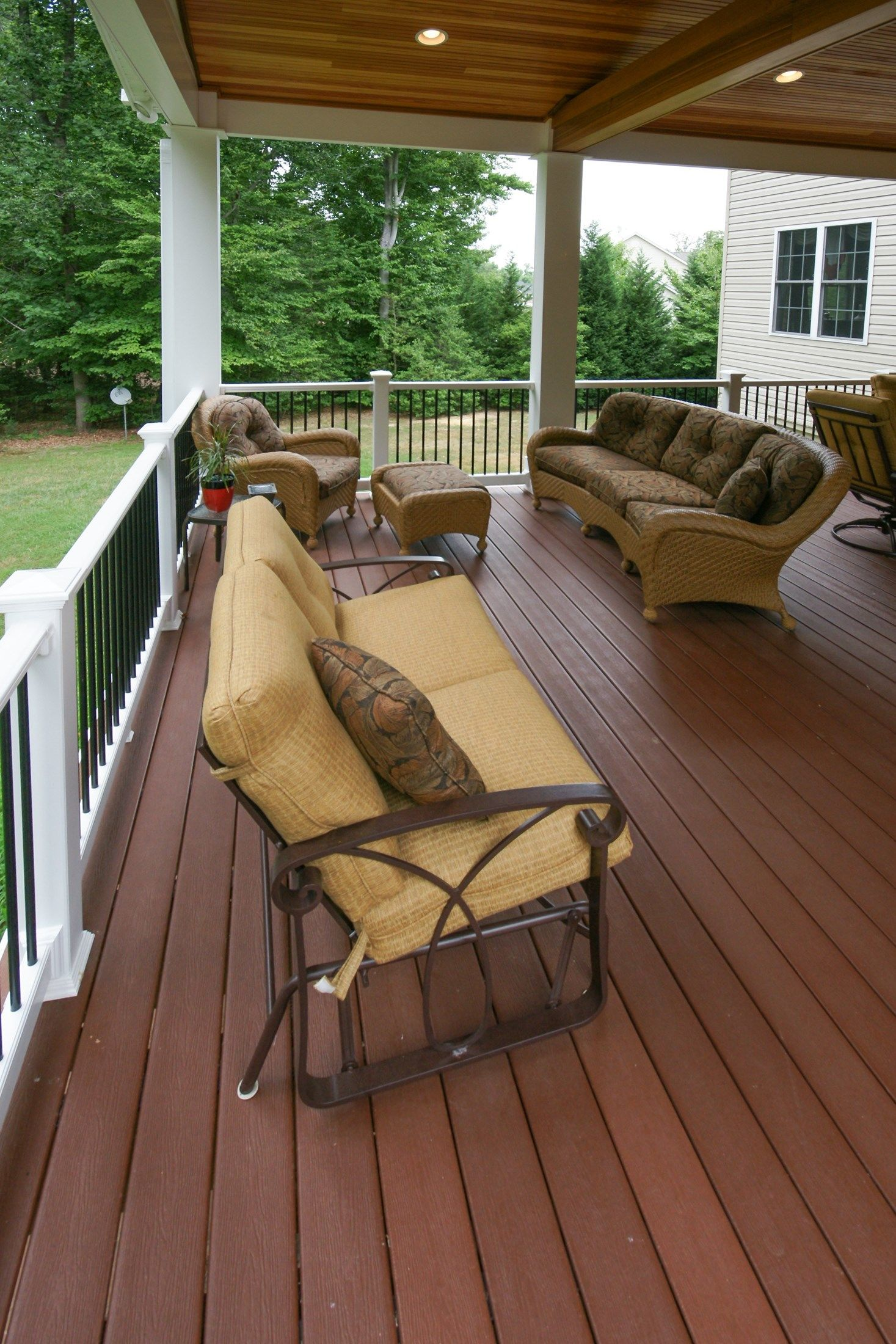 Hughesville deck - Picture 1599