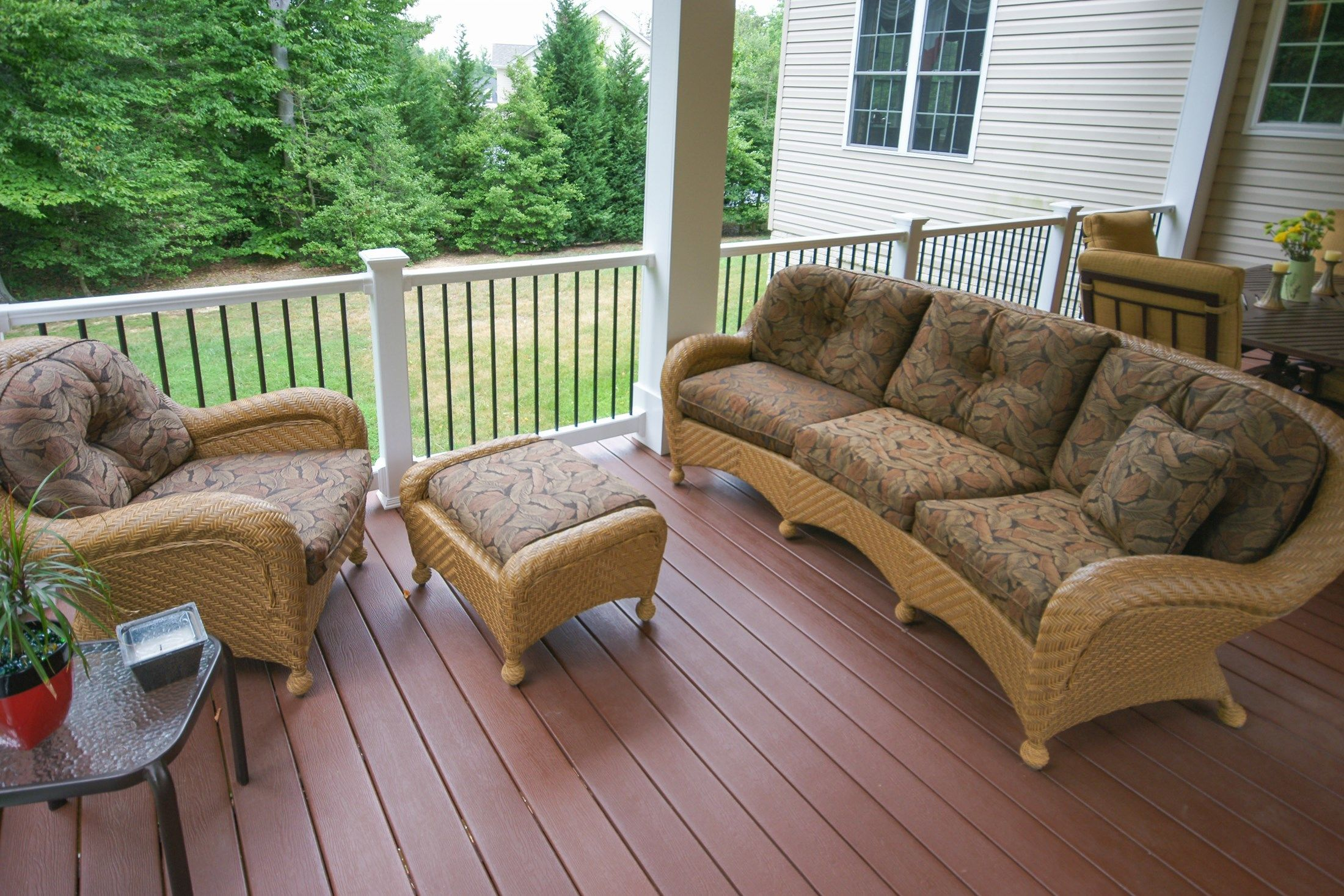 Hughesville deck - Picture 1603