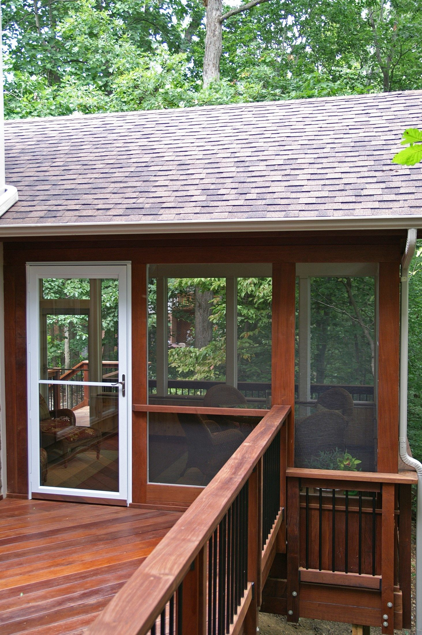 Crownsville porch - Picture 1609