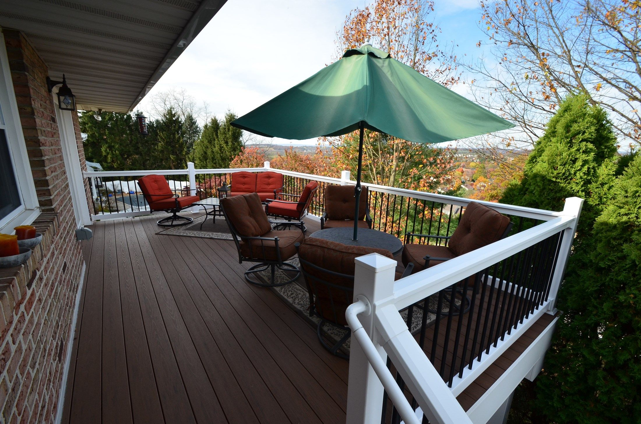 Multi Level Deck - Picture 1780
