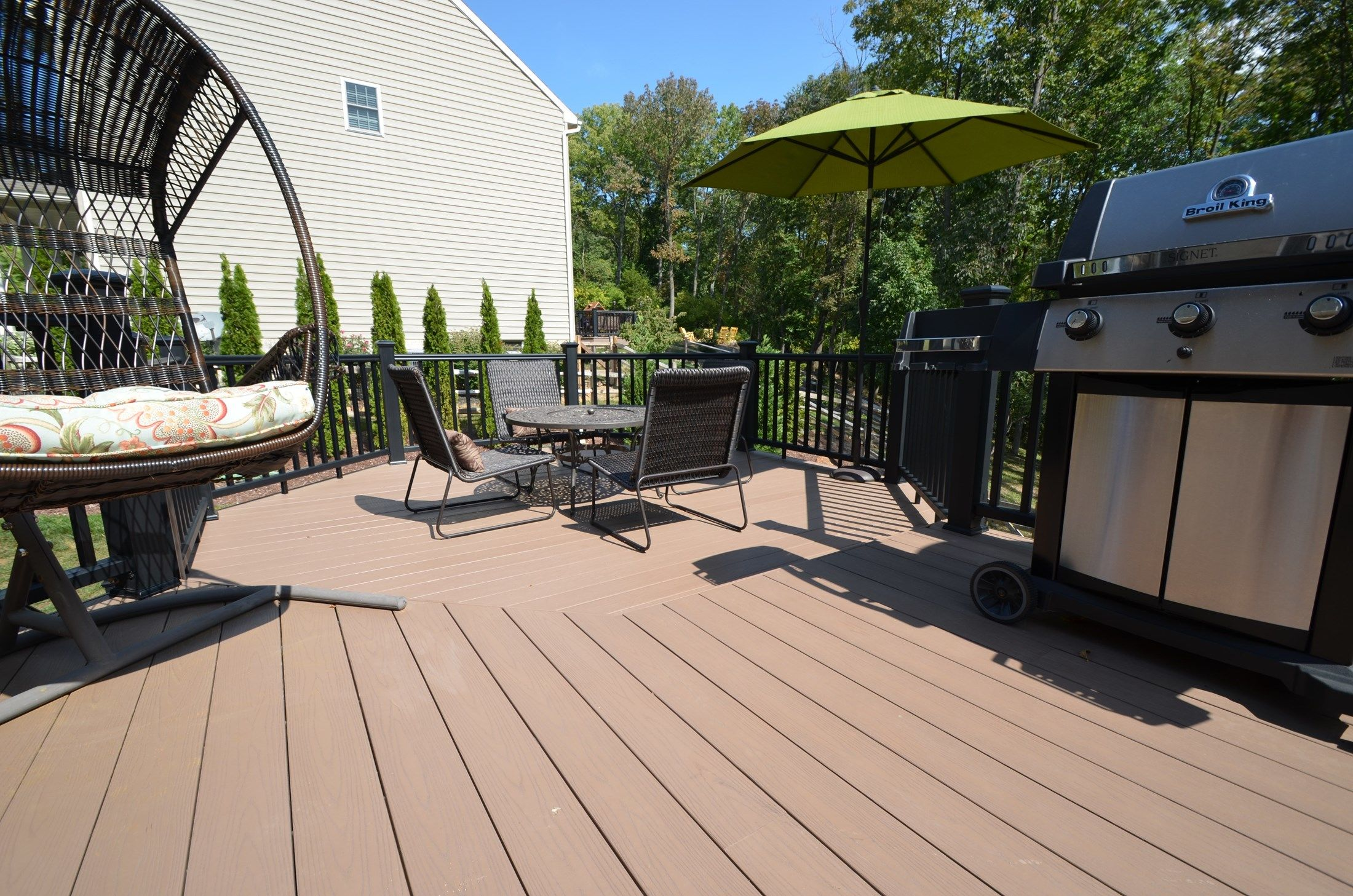 Custom Multi Level Deck Picture 1796 Decks Com