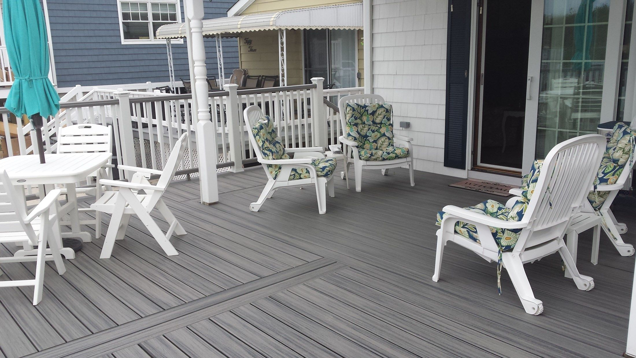 Transcends tropics island mist picture 1824 for Who makes tropics decking
