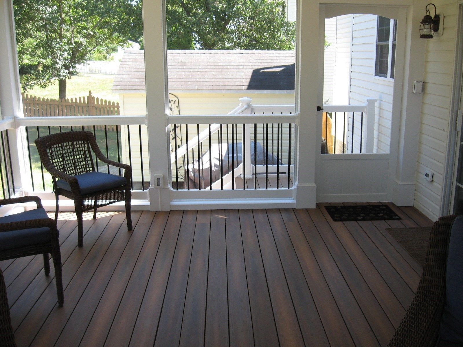Carroll County Deck and Porch - Picture 1937