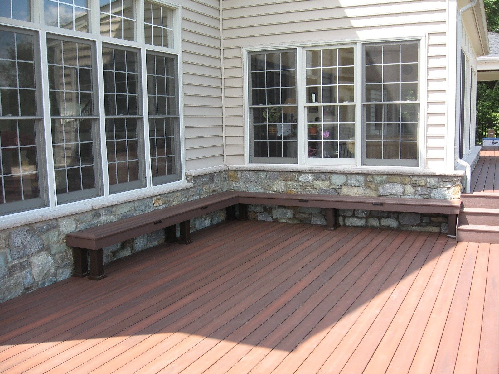 Montgomery Co. Deck, Pavilion - Picture 2038