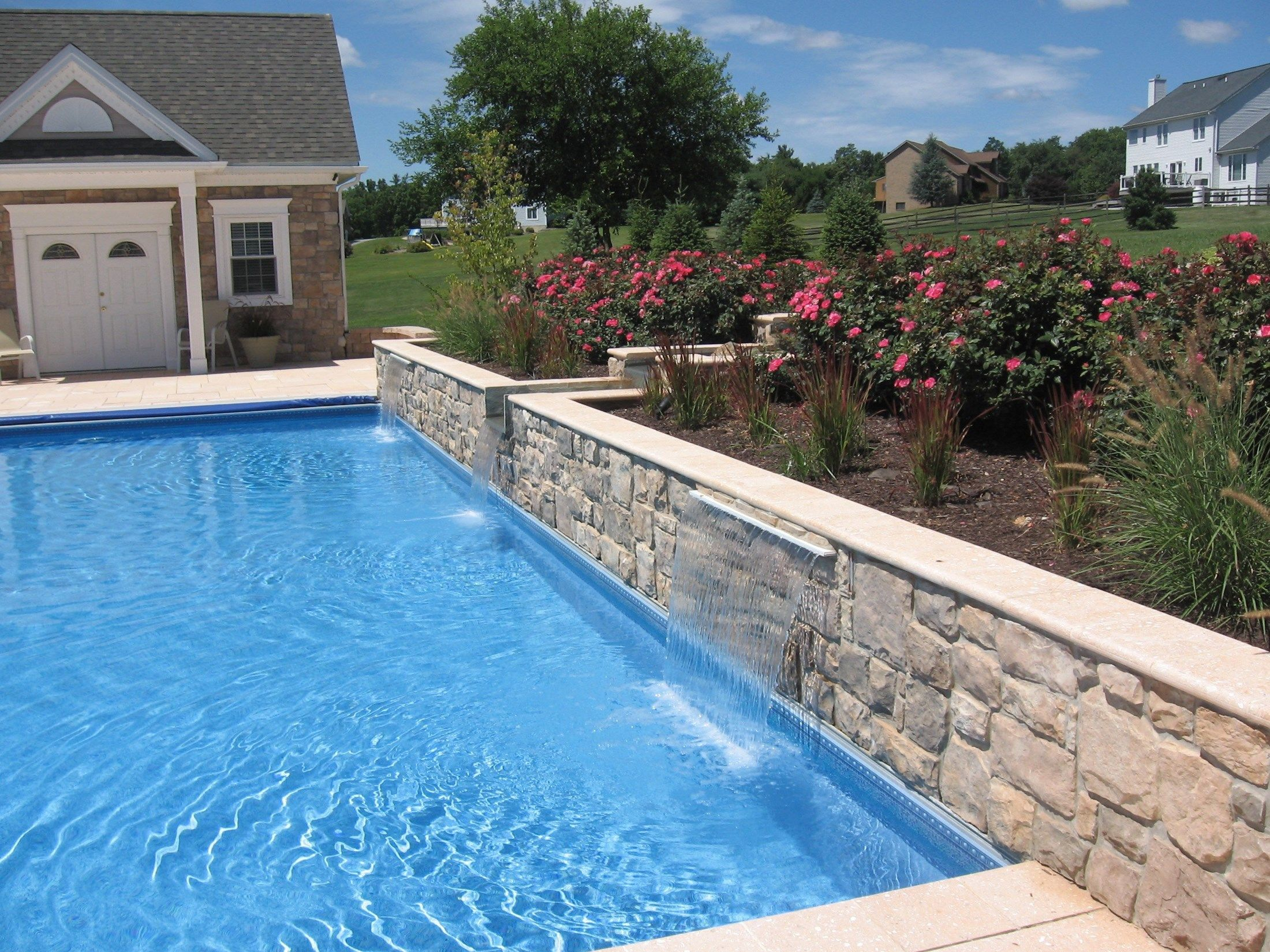 Carroll Co. Outdoor Pool Project - Picture 2127