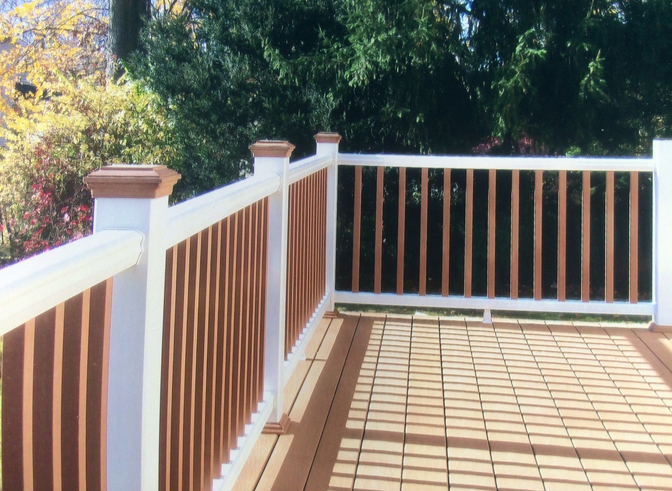 Bethpage Deck - Picture 3174