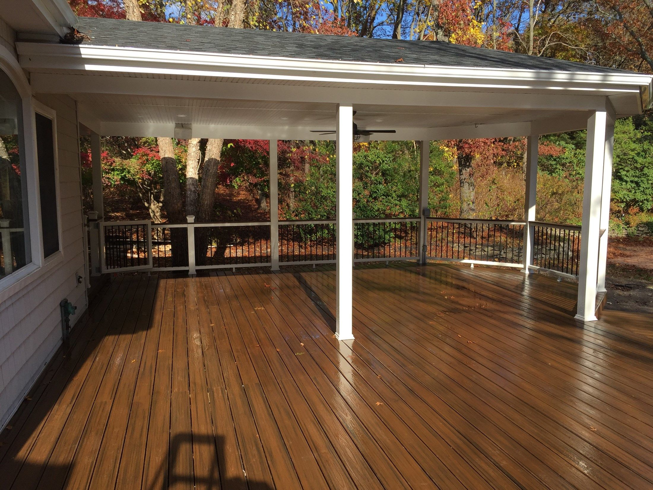 Deck in Smithtown NY - Picture 3203