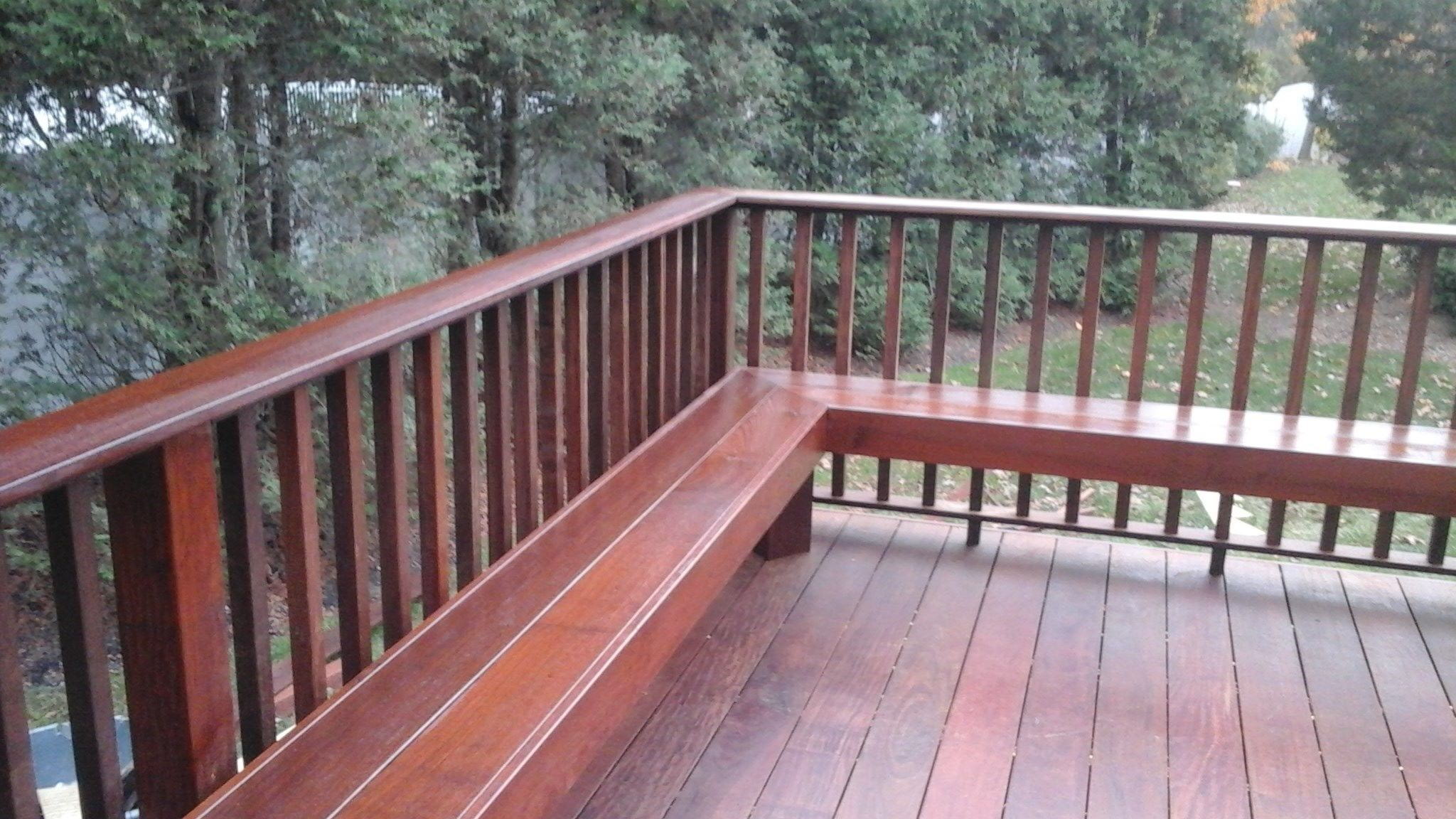 Deck in Cold Spring Harbor, NY - Picture 3206