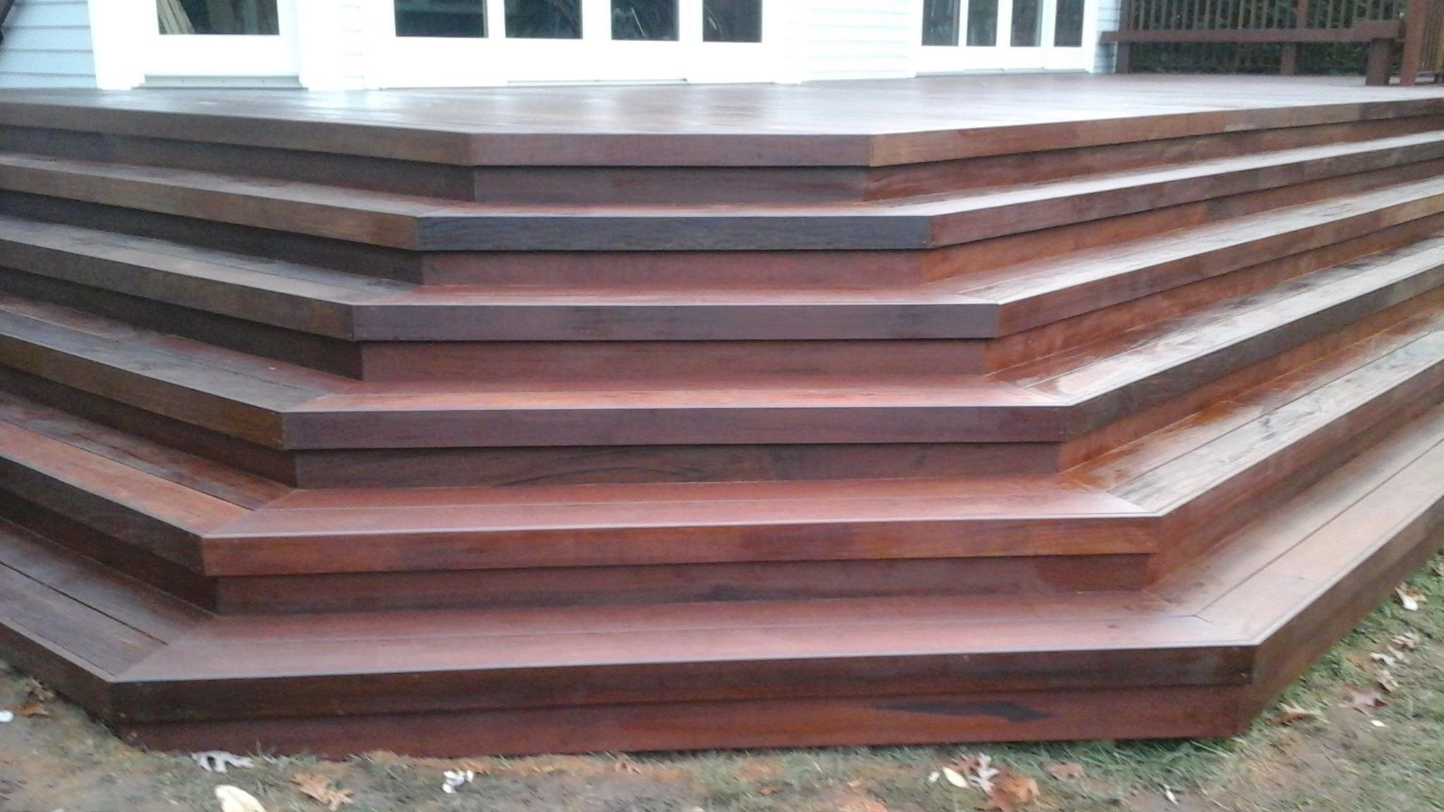 Deck in Cold Spring Harbor, NY - Picture 3208