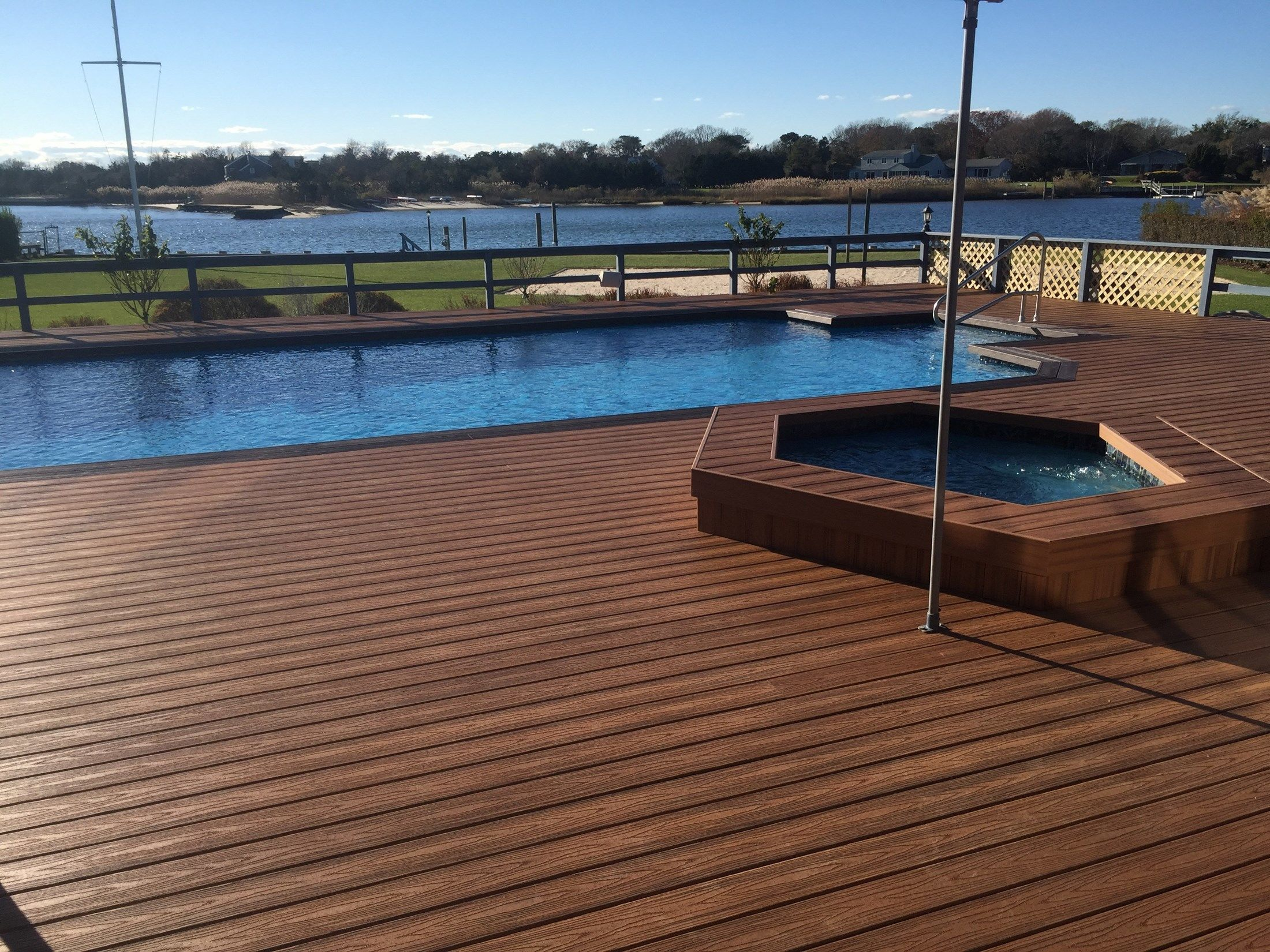pool in West Hampton - Picture 3213