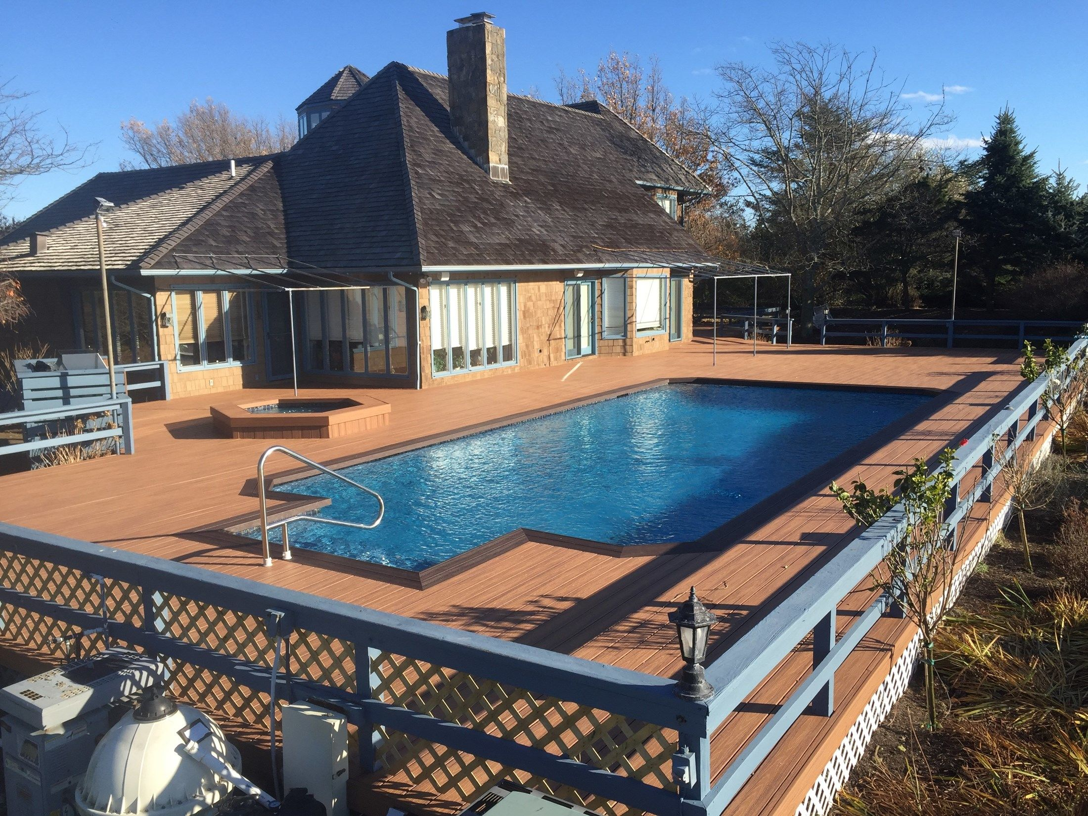 pool in West Hampton - Picture 3216