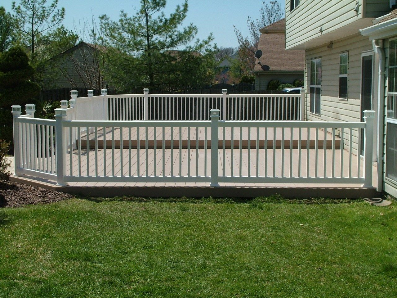 Custom Deck in Manalapan NJ - Picture 3378