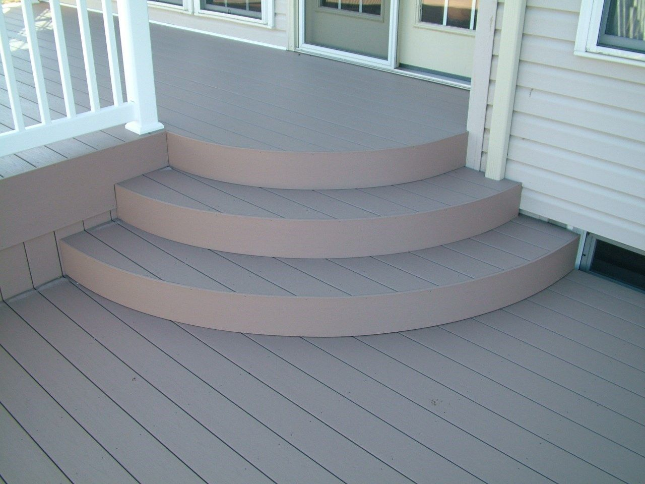 Custom Deck in Upper Freehold NJ - Picture 3419